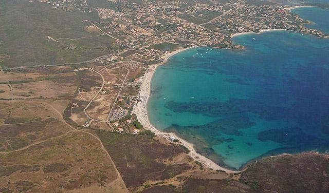 spiaggia la playa Pittulongu olbia