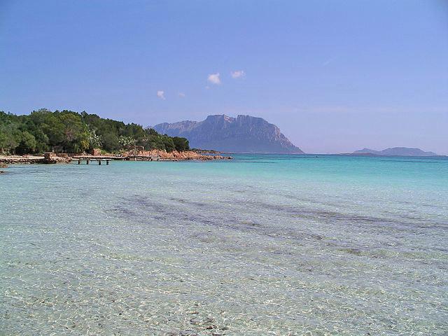 spiaggia porto istana olbia