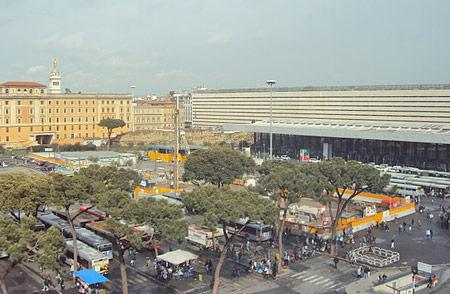 Noleggio auto stazione roma termini for Uffici temporanei roma termini